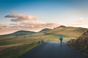 bike fahrrad berge
