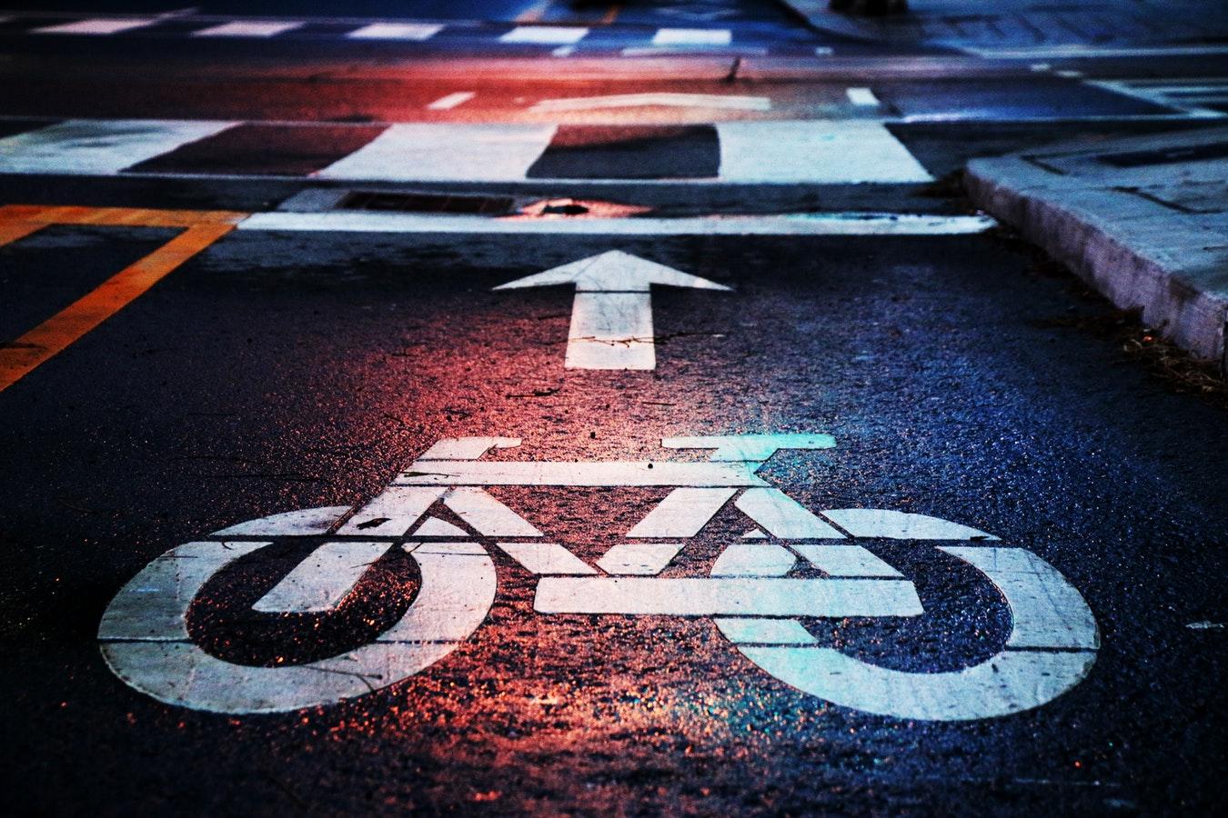 Radl Bike Straße